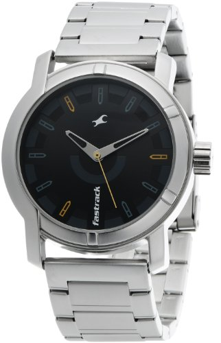 Fastrack-SM-Upgrades-Analog-Black-Dial-Mens-Watch-3021SM02