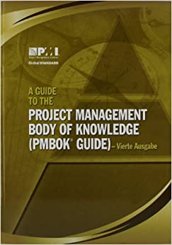 A guide to project management body of knowledge