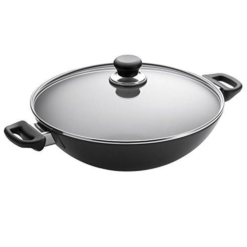 Review On Stonedine Scanpan Non Stick Cookware Infobarrel