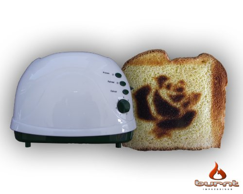 The Rose Toaster (Green) front-497996