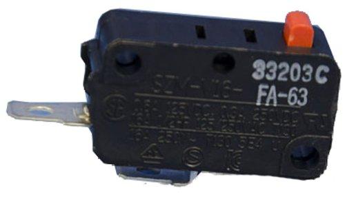 Lg Electronics 3B73362F Microwave Oven Micro Switch