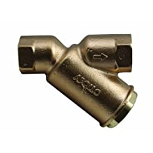 Apollo Valve 59 Series Bronze Y-Strainer, NPT Female