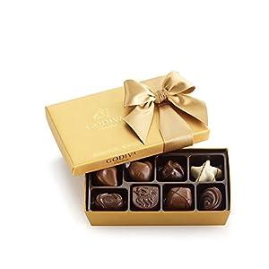 GODIVA Chocolatier 8 pc. Gold Ballotin - Classic