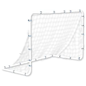 Franklin Sports MLS Competition Soccer Goal, 6-Feet x 4-Feet