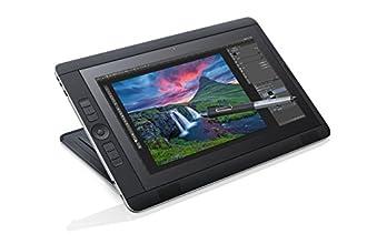 ワコム Windows搭載液晶ペンタブレット Cintiq Companion2 128GB SSD DTH-W1310L/K0