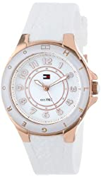 Tommy Hilfiger Women's 1781275  Rose Gold-Plated Watch