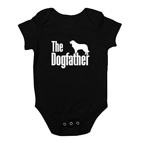 idakoos-the-dogfather-estrela-mountain-dog-dogs-baby-bodysuit