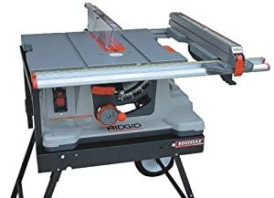 Ridgid Table Saw : ... 10 Bracket for Ridgid TS2400 - Table Saw Accessories - Amazon.com