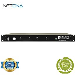CATV Channelized Audio/Video Modulator with SAW Filtering (Channel 19) - Free NETCNA Touch Screen Pen - By NETCNA