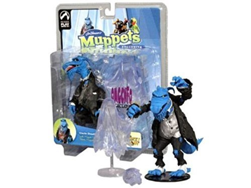 Muppet Show Uncle Deadly (Clear Ghost Variant) Action Figure by Muppets