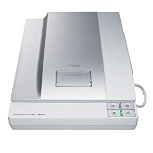 how to use epson perfection v350 photo scanner