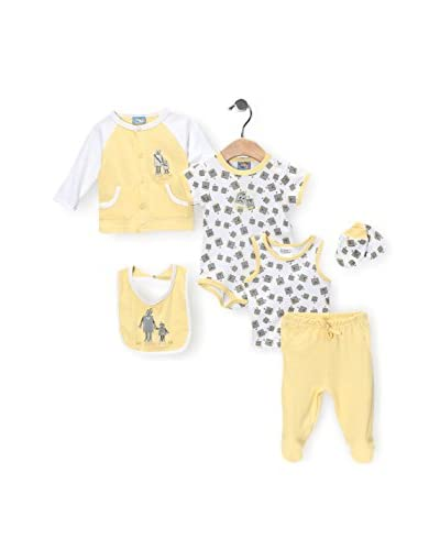 Sweet & Soft Baby Kid's 6-Piece Take Me Home Set