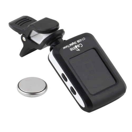 Have One To Sell? Sell It Yourself Lcd Clip-On Guitar Bass Violin Ukulele Chromatic Electronic Tuner Tuning