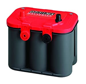 Optima Batteries 8004-003 34/78 RedTop