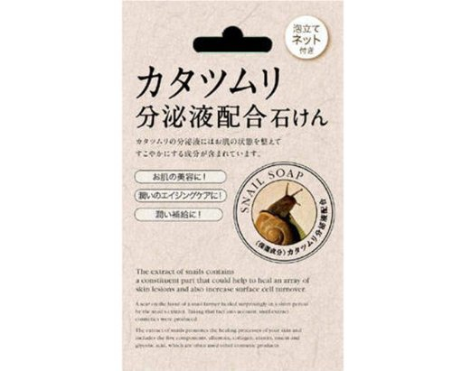 カタツムリ分泌液配合石鹸CKT 80g