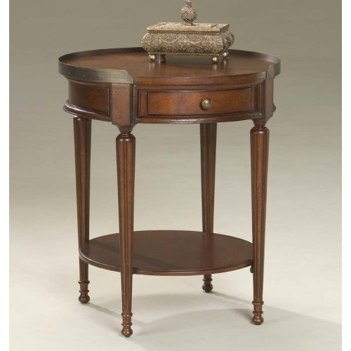 Cheap Butler Specialty 2311024 Accent End Table, Plantation Cherry (B00252C5WC)
