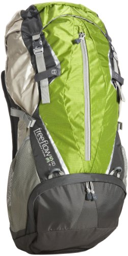 Berghaus Freeflow 35+8 Men's Backpack - Green/Stone, 35+8 lt