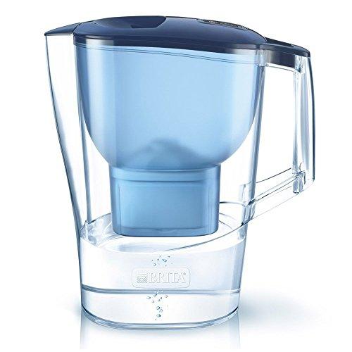 BRITA(ブリタ) アルーナXL ブルー 【高除去12項目で2ヵ月交換】 ポット型浄水器