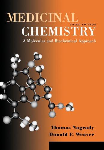 Química medicinal: Un enfoque Molecular y bioquímico