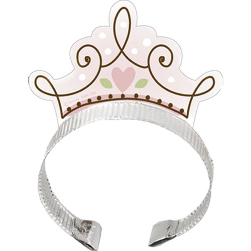 Cinderella Dreamland Tiara Headbands 4 count