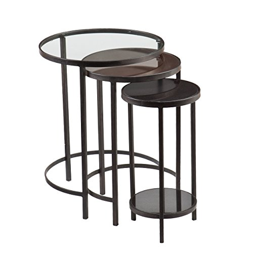 Holly and Martin Ocelle 3-Piece Nesting Tables