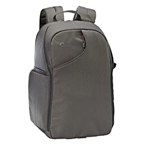 Lowepro Transit 350 AW sac à dos for reflex and Mirrorless Cameras - Slate Grey