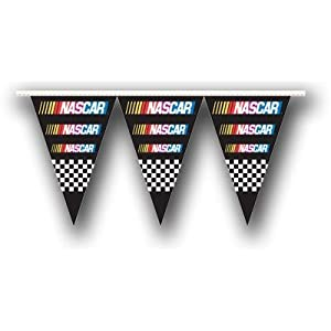 NASCAR NASCAR 10881 25-Foot Party Pennant Flag