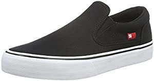 DC Shoes Trase Zapatillas, Hombre, Negro, 44