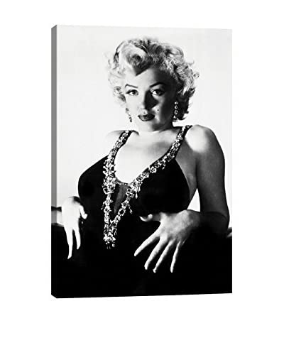 Retro Images Marilyn Monroe At Her Best Archive Giclée on Canvas  [Multi]