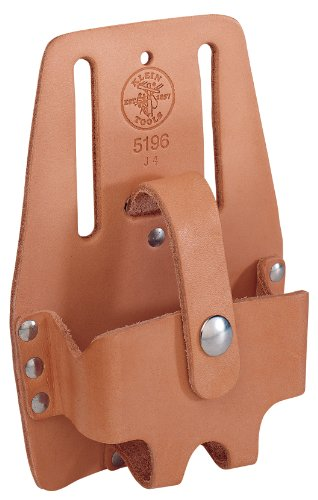 Klein 5196 Leather Tape-Rule Holder, Large