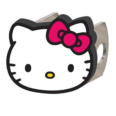 Plasticolor 002278R01 Hello Kitty Hitch Cover