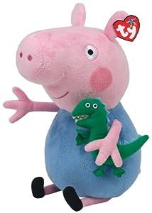 "Ty George (Peppa Pig) Buddy 10"""