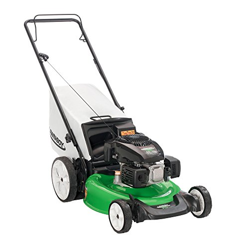 Lawn-Boy 10730 Kohler High Wheel Push Gas Walk Behind Lawn Mower, 21-Inch picture