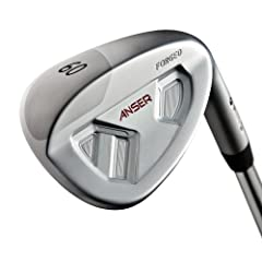 Buy Used Ping Anser Forged Wedge Sand Sw 56Steel Wedge Flex Right 35.25 In Black Dot by Ping
