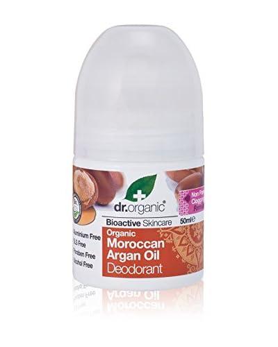 Dr. Organic Set Deodorante Roll-On 6 pezzi Argan 300 ml