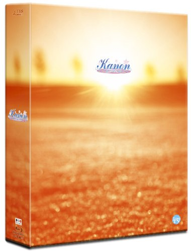 KANON BLU-RAY DISC BOX (初回限定生産)