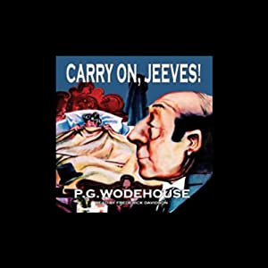 Carry On, Jeeves! Audiobook