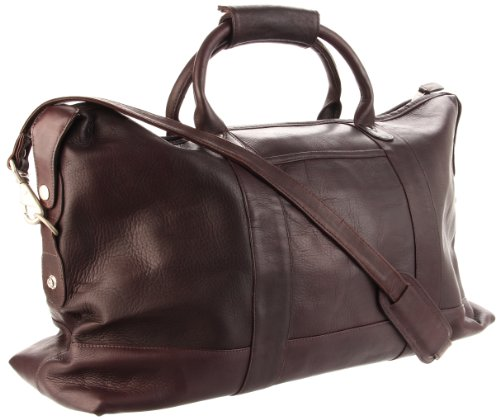 Latico Men's Carriage Duffel Bag, Café top deals