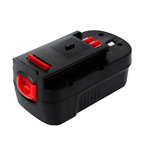 Enegitech 18V Ni-MH 3000mAh for Black & Decker HPB18 HPB18-OPE 244760-00 A1718 A18 A18E Firestorm FS180BX FS18BX FS18FL FSB18 NST2118 Replacement Battery Pack (Slide Fire Systems compare prices)