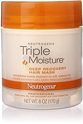 Neutrogena Triple Moisture Deep Recovery Hair Mask 6 oz