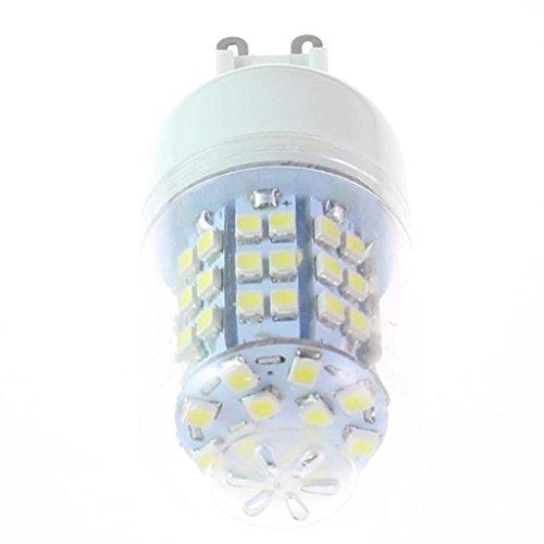 How Nice 4W Corn Light G9 60 Smd 3528 Led 300Lm Lamp Bulb Cover Energy Saving Warm White