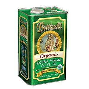 Amazon.com : Botticelli Organic Extra Virgin Cold Pressed Olive Oil