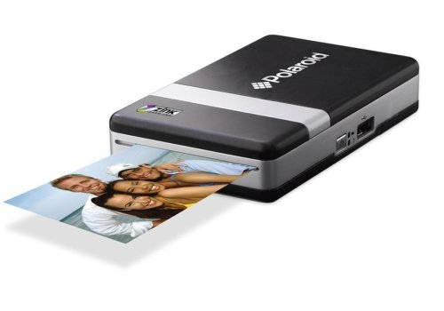 Polaroid PoGo Digital Photo Printer with Zero Ink (Zink) Technology