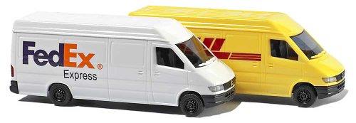busch-8304-mercedes-sprinter-set-fedex-dhl