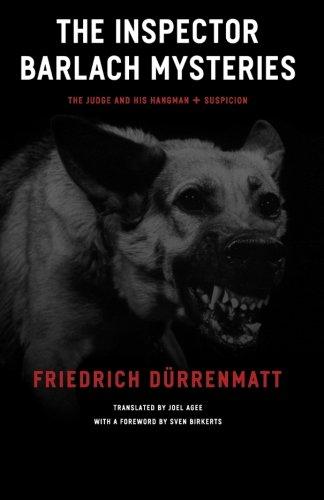 My ebook y528ebook download pdf the inspector barlach the inspector barlach mysteries the judge and his hangman and suspicion by friedrich drrenmatt fandeluxe PDF