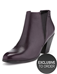 Autograph Leather Boots with Insolia®