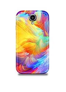 Colorful Pattern Samsung S4 Case