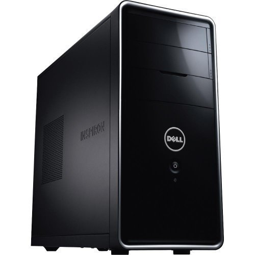 Inspiron 620 Minitower, Intel Core I3-2120 Processor (3Mb Cache, 3.30Ghz), 4Gb Ddr3 Sdram At 1333Mhz, 500Gb Ncq Serial Ata Hard Drive (7200 Rpm) W/ 16Mb Databurst Cache, 16X Dvd+/-Rw Drive, Genuine Windows 7 Home Premium 64 Bit