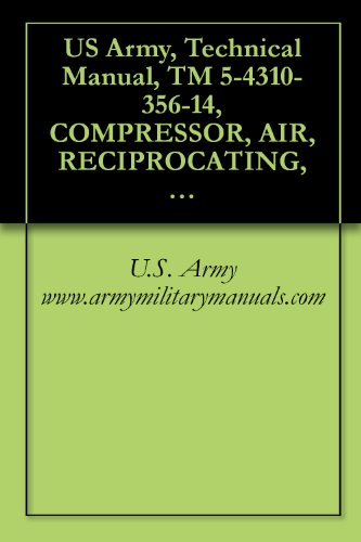 Us Army, Technical Manual, Tm 5-4310-356-14, Compressor, Air, Reciprocating, Electric Motor Drive Receiver Mounted, 5 Cfm At 175 Psi, (Champion Pneumatic ... Military Manauals, Special Forces