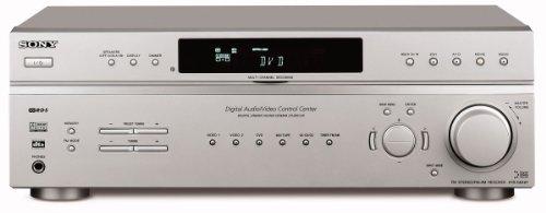 Sony STR-DE497/S AV-Receiver silber